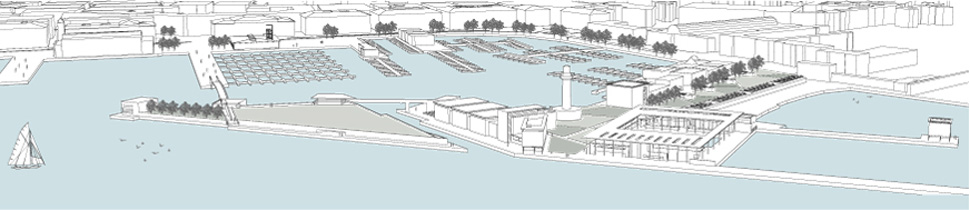 INTERNATIONAL COMPETITION FOR THE LANTERNA WATERFRONT ...