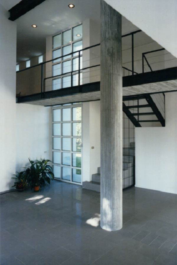 Colonic house regeneration architetti ricci val for Programma tv ristrutturazione casa